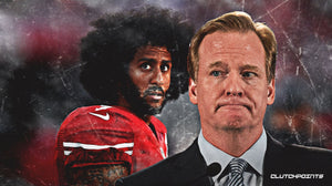 NFL has 'moved on' from Colin Kaepernick, commissioner Roger Goodell says
