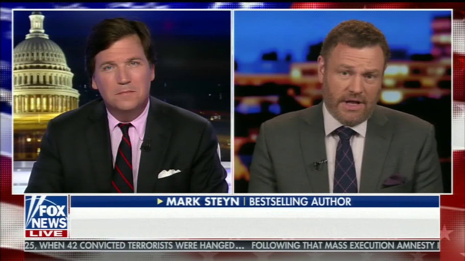 Tucker Carlson Guest Says African Americans 'Need To Move On' From Slavery