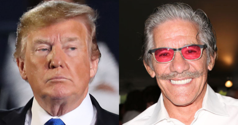 Geraldo Rivera Can't Make 'Fox & Friends' Hosts See That Trump Tweets Are Racist
