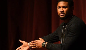 Usher talks realities of justice system: 'If you are poor, you are guilty until proven innocent'