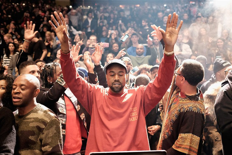 Kanye West preaches a message of love and faith on 'Jesus Is King.' Too bad about the messenger.