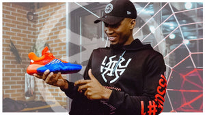 "Adidas and Marvel Unveil Donovan Mitchell's first Signature shoe ""The Spider-Man"""