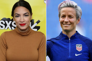 Megan Rapinoe Accepts Invitation From Ocasio-Cortez To Tour The U.S. House