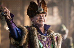 News of an Aladdin spin-off about Prince Anders met with criticism