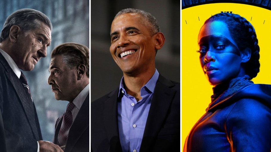 Barack Obama shares his favorite movies and TV shows of 2019