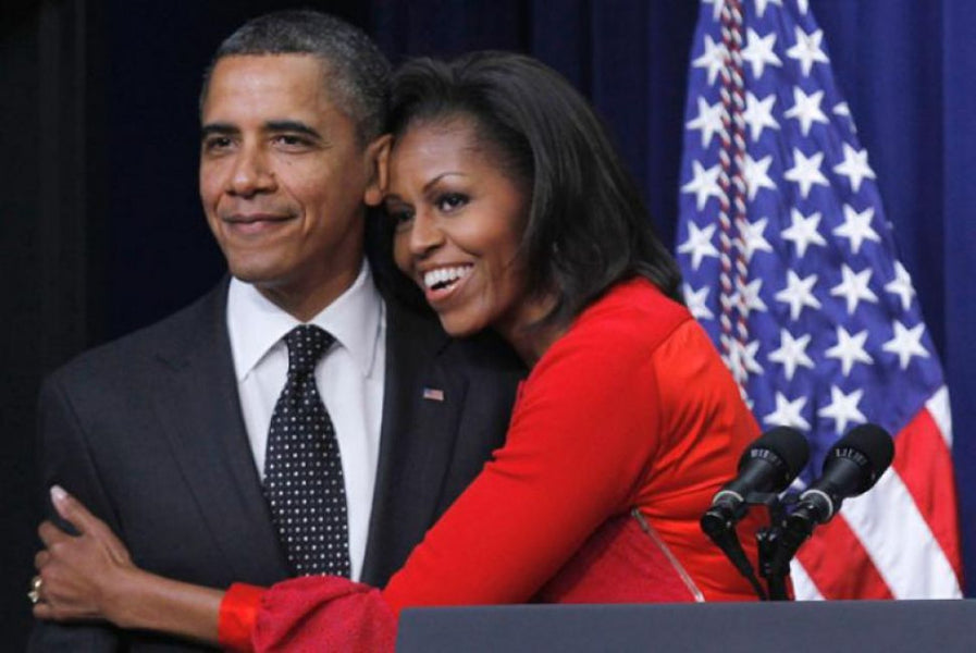 Michelle Obama Pens Sweet Anniversary Note To Barack: 'Still Feeling The Magic'