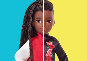 'A Doll For Everyone': Meet Mattel's Gender-Neutral Doll