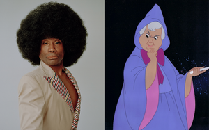 Billy Porter's Fairy Godmother Will Be 'Genderless' In New 'Cinderella' Movie