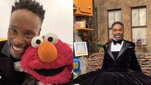 Billy Porter to appear on Sesame Street Tuxedo gown and all