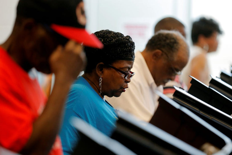 The 'smoking gun' proving North Carolina Republicans tried to disenfranchise black voters