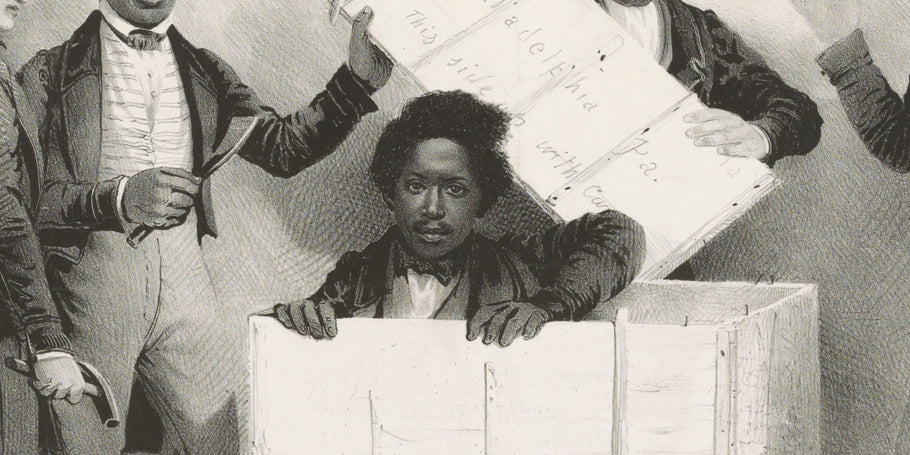 Henry Brown Was A Slave In North Carolina – Until He Mailed Himself To Freedom