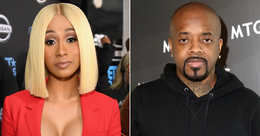 Cardi B Slams Jermaine Dupri For Dismissing Current Female Rappers As 'Strippers Rapping'