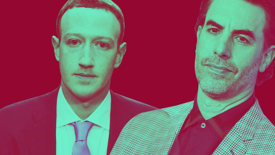 Borat actor says Facebook would have allowed Hitler to post a political ad on its platform