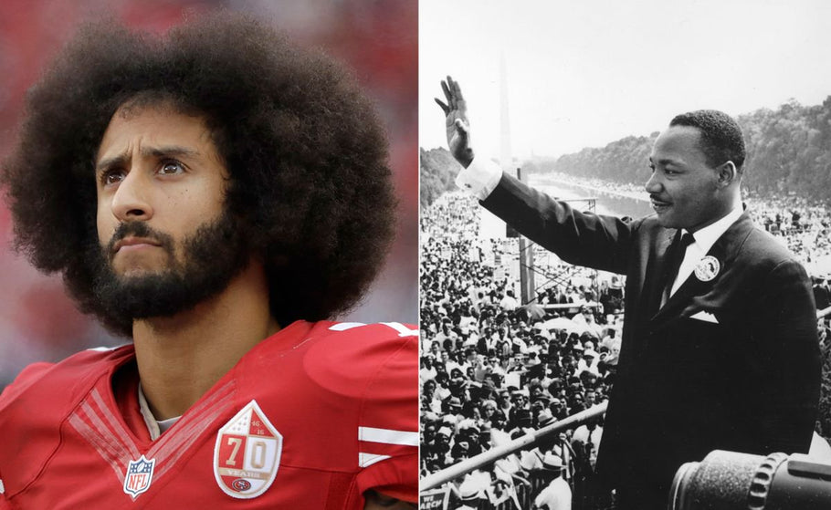 Super Bowl 2019 Aired MLK Footage, And Some Colin Kaepernick Supporters Aren't Having It