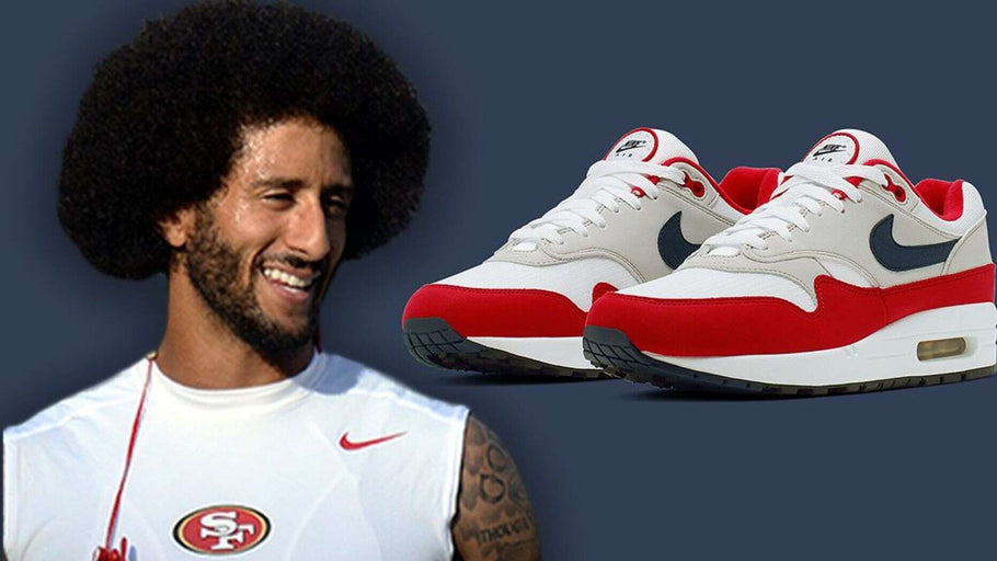 Nike Cancels 'Betsy Ross Flag' Sneaker After Colin Kaepernick Intervenes