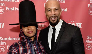 Common Reveals  that his Split with Erykah Badu  Over A Decade Ago was Hard