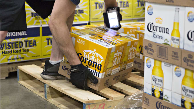 Are Drinkers Confusing Corona Beer With the Coronavirus?