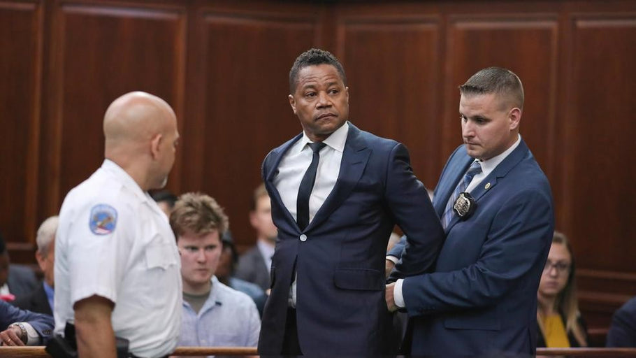 Cuba Gooding Jr. pleads not guilty to new charges in sex abuse case