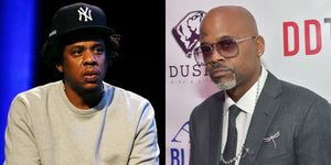 Dame Dash compares Jay-Z to Trump following his NFL deal