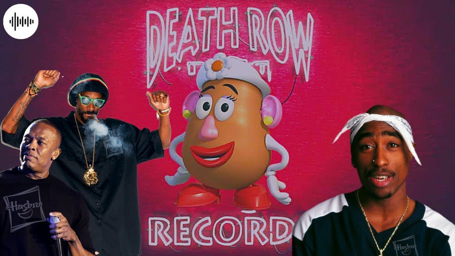 Toy maker Hasbro acquires Death Row Records as part of $4 billion deal