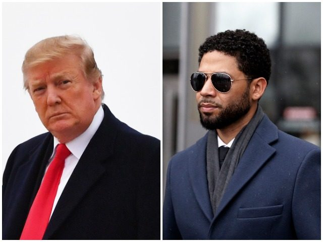 President Donald Trump Orders FBI  to look into Jussie Smollett case
