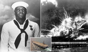 US Navy to name aircraft carrier in honor of black Pearl Harbor hero Doris Miller