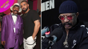 Drake's Dad Claims Rapper Admitted to Making Up Absentee Father Lyrics to Sell Records