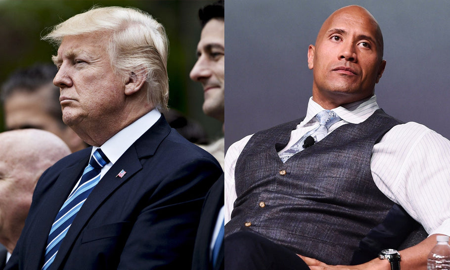 Dwayne 'The Rock' Johnson appears to jab Trump's lack of leadership amid protests: 'Where are you?