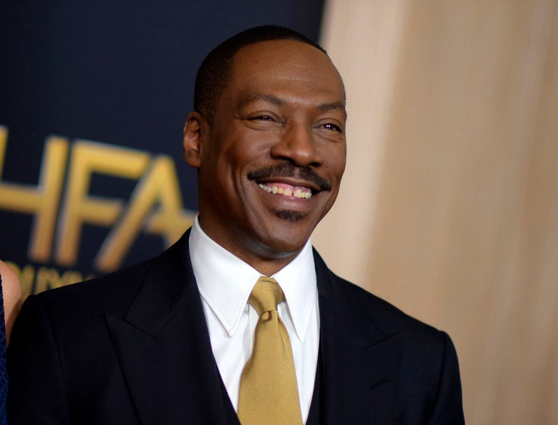 Eddie Murphy Says He's Doing A Stand-Up Tour