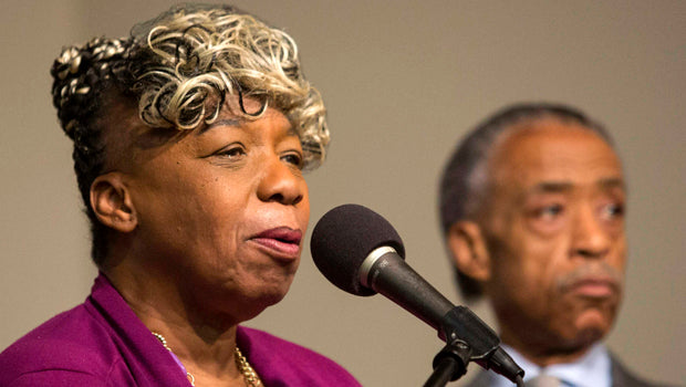 Congress Hears From Eric Garner's Mother, 5 Years After Police Killed Her Son