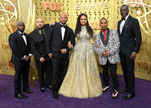 The Exonerated 5 join Ava DuVernay at the Emmys