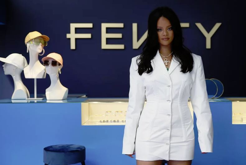 Rihanna's Luxury Fashion Line FENTY Has Dropped