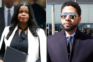 State's Attorney Kim Foxx calls Jussie Smollett 'washed up celeb who lied to cops' in secret text message