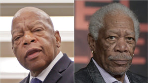 Morgan Freeman Reads John Lewis' Final Words: 'Now, It's Your Turn'