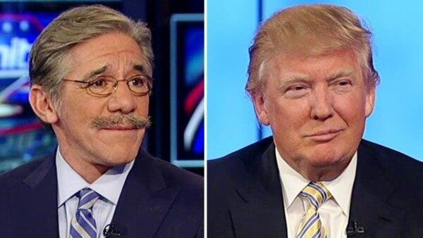 Geraldo Rivera Says Trump Is 'A Civil Rights Leader' And Tweeters Aren't Having It