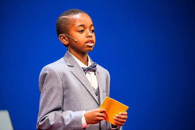 This gifted boy with autism is the youngest ever to attend Oxford University at age 6