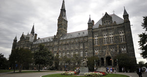 Georgetown Students Vote To Give Reparations To Descendants Of Slaves Sold To Fund School