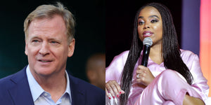 Jemele Hill Blasts NFL And Roger Goodell's  Fake George Floyd Statement Perfectly