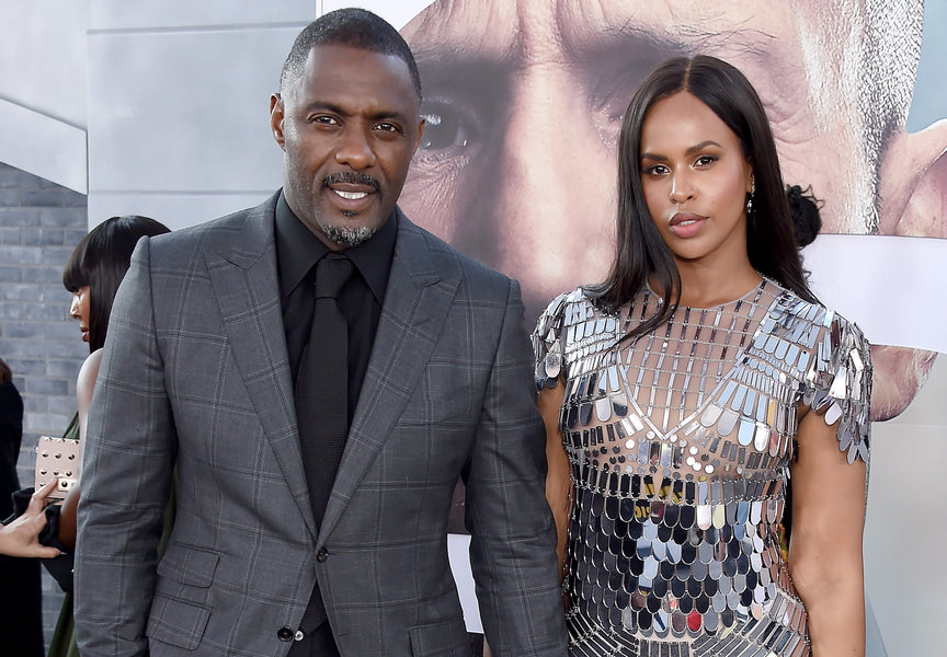 Idris Elba Says It Was 'Love At First Sight' Meeting His Wife Sabrina Dhowre