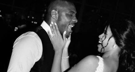 Idris Elba and Sabrina Dhowre wed in Morocco