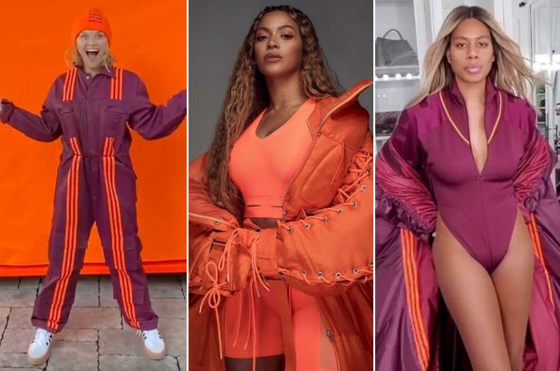 Beyoncé Sends Her Famous Friends an Entire Wardrobe of  Ivy Park
