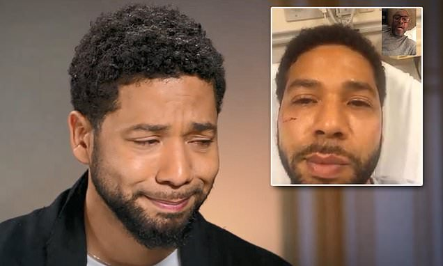 Police: 'Empire' actor Jussie Smollett in custody, due in court Thursday