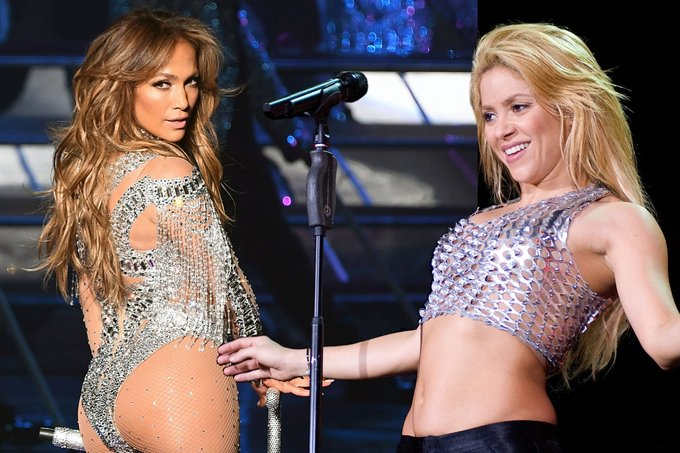 Jennifer Lopez and Shakira are the Super Bowl LIV halftime performers