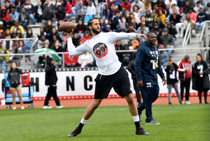 Colin Kaepernick holds his own workout, and NFL calls him a no-show