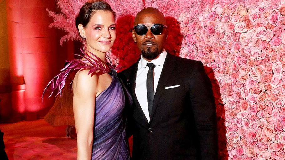 Jamie Foxx And Katie Holmes Reignite Years Of Dating Rumors With Met Gala Debut