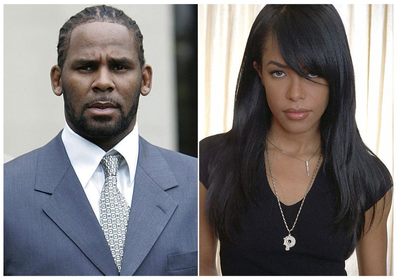Feds charge R. Kelly with bribing official in Illinois to marry 15-year-old singer Aaliyah in 1994