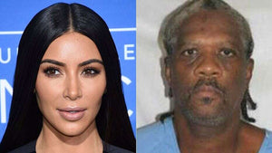 Kim Kardashian West visits California prison to meet inmate on death row she believes was framed