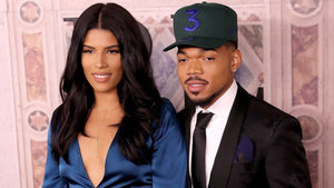 Chance the Rapper marries longtime love Kirsten Corley