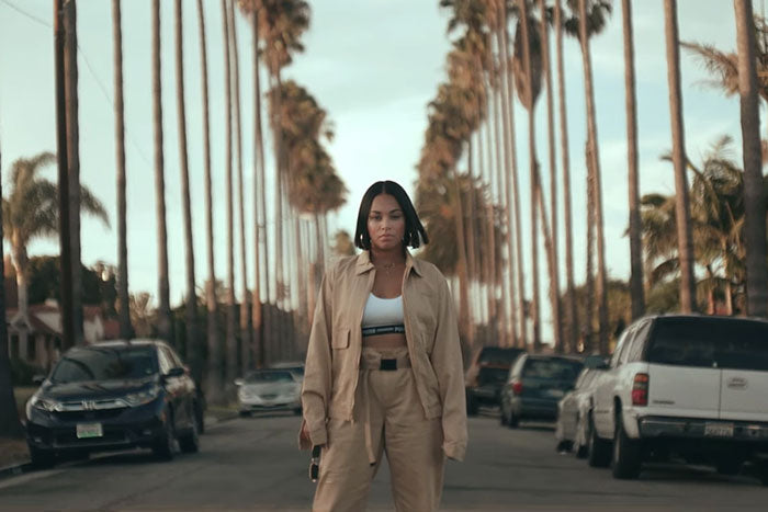 Lauren London Debuts New 'Forever Stronger' Collab With Puma