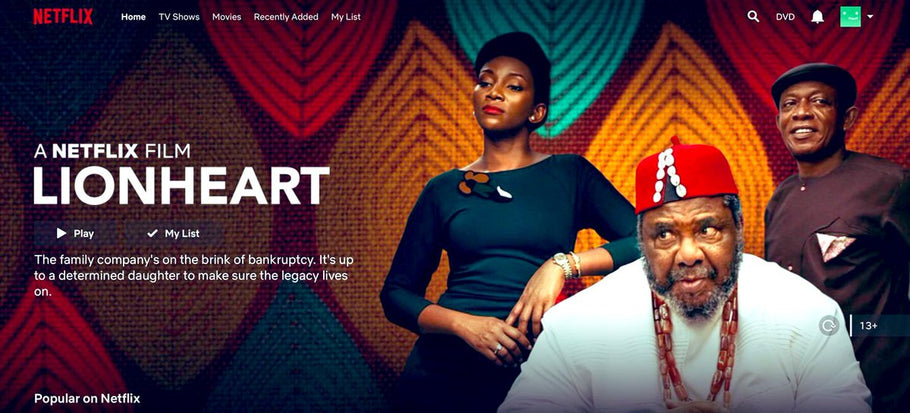 Nigerian Oscar entry 'Lionheart' disqualified for having too much English dialogue